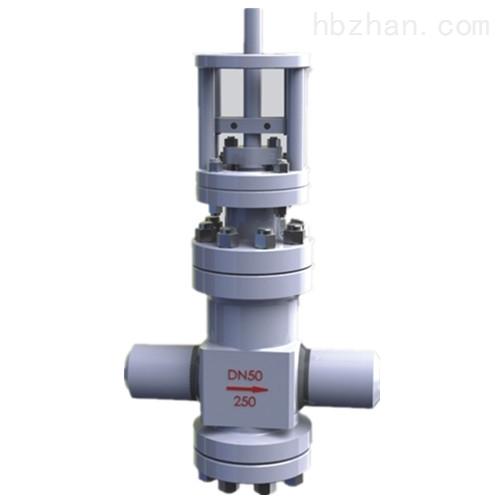 STC给水泵小流量控制调节阀FT968Y