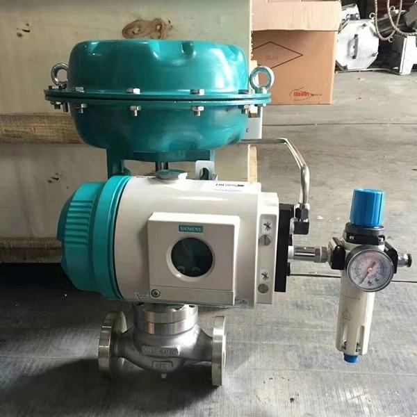 气动单座调节阀ZJHP-16C