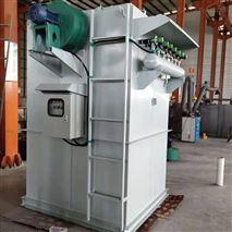 河北环保厂家加工ZC机械回转反吹扁袋除尘器