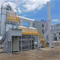 喷漆废气处理-催化燃烧设备