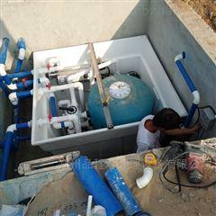 DMC600泳池地埋式一体化过滤器
