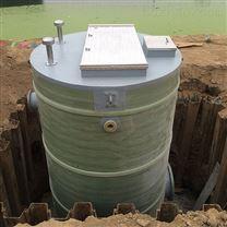怎么选择一体化智能雨水提升泵站厂家?