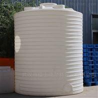 湖北黄州50吨氢氧化钠储罐滚塑防腐储罐厂家