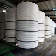 湖北广水50吨双氧水储罐大型聚乙烯储罐案例
