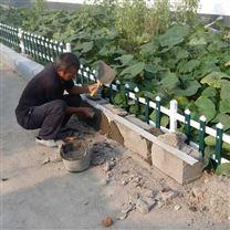 PVC园艺护栏让您的花园更精致