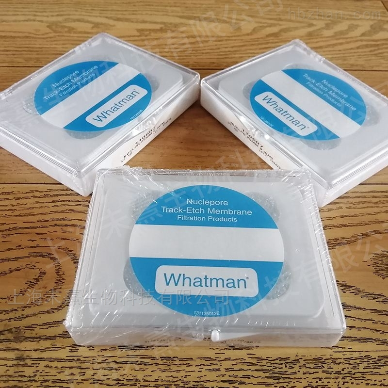 Whatman孔径0.4um直径25mm聚碳酸酯膜