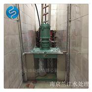 DFS-300水道废物处理粉碎型格栅机