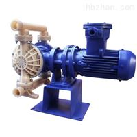 DBY氟塑料电动隔膜泵