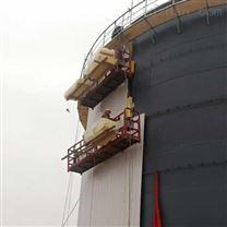 鄂州加气站管道保温施工