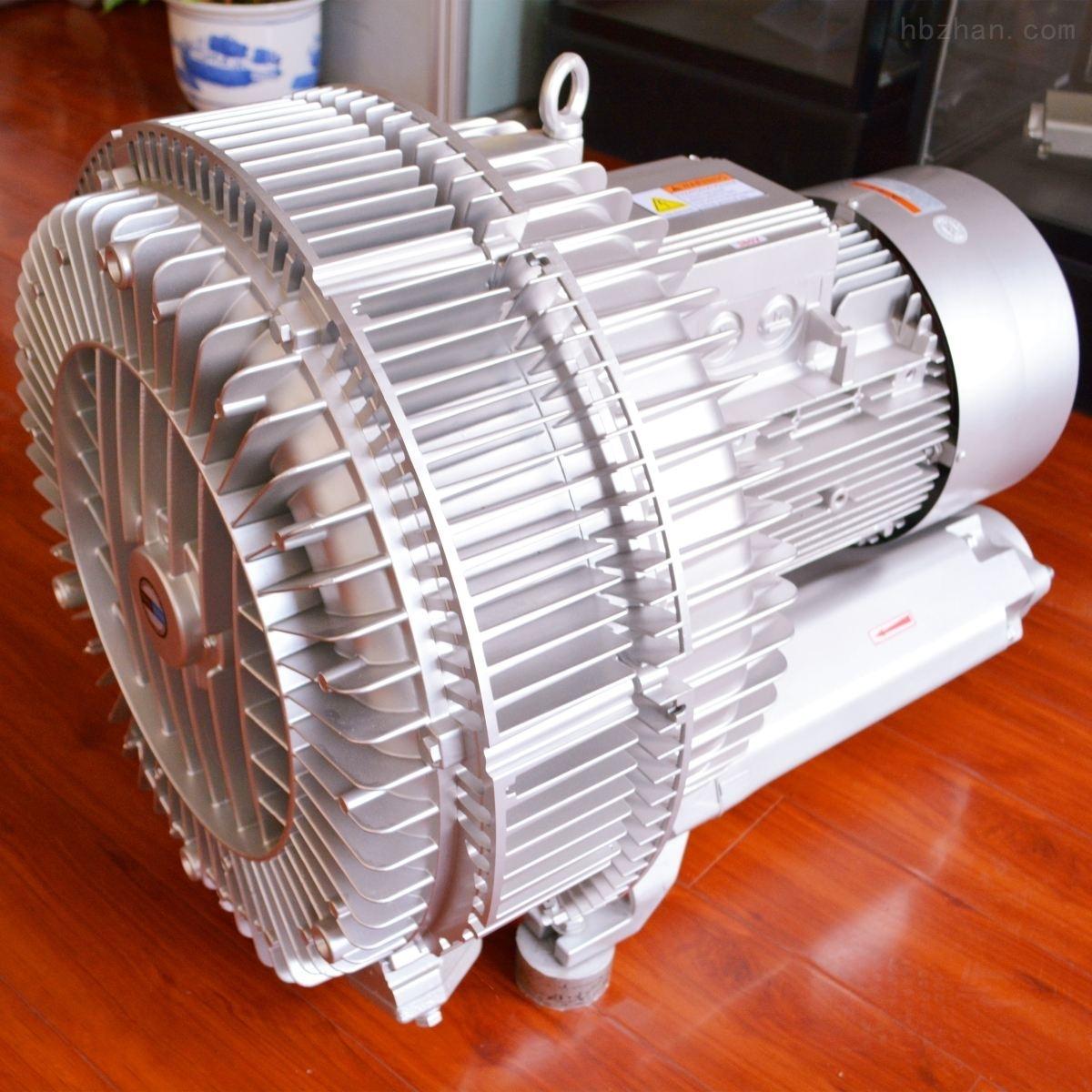 25KW大功率双叶轮高压风机