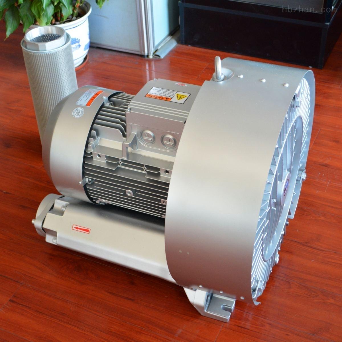 粮食机械专用双叶轮高压风机