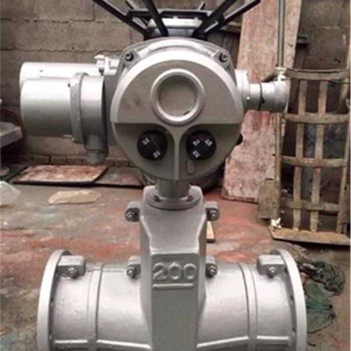 GJ941X-6L电动管夹阀