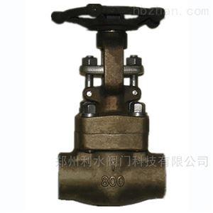 镍铝青铜截止阀
