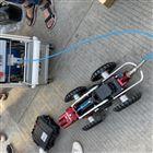 X5-HT市政管道爬行机器人检测管道缺陷