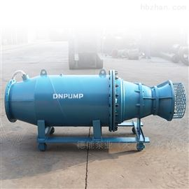 800QZB-85800QZB-85大口径潜水轴流泵卧式安装