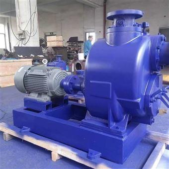 P型大流量自吸排污泵