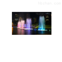 河流太陽能噴泉式曝氣機