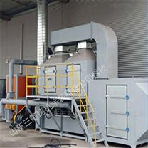 催化燃烧设备工业有机废气处理净化率高