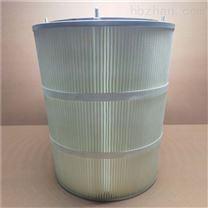 320×220带支撑圆孔网除尘滤筒价格