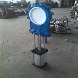 陶瓷气动插板阀PZ673TC