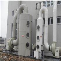 废气处理装置湿式除尘器