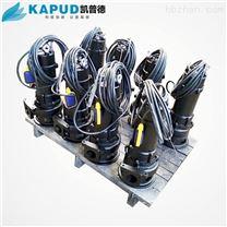 凯普德_双层铰刀、切割排污泵MPE300-2
