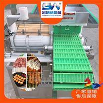 金博威老豆腐穿串机专业供应
