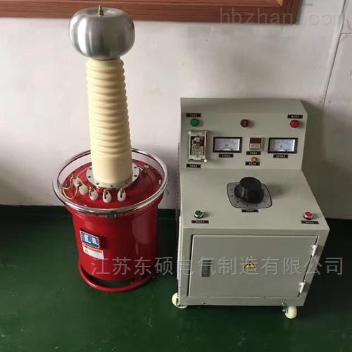 多功能油浸式无纺布静电驻极设备