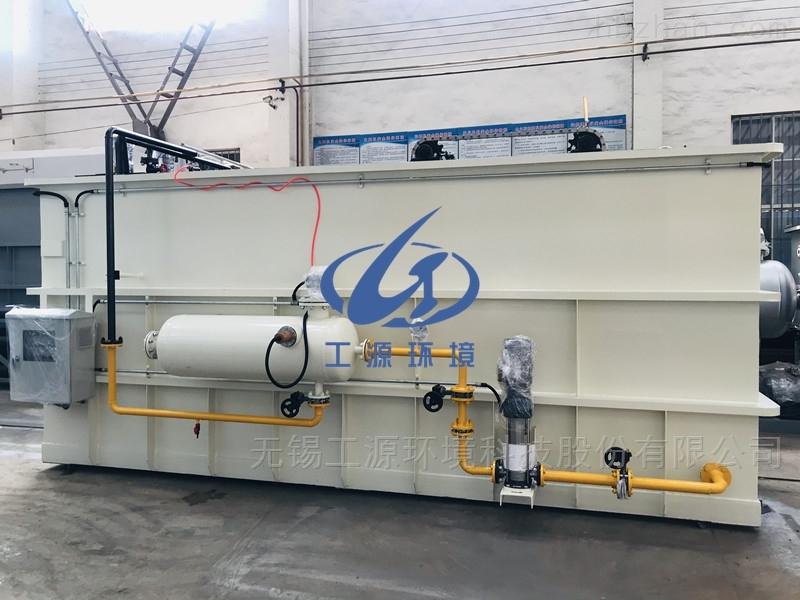 无锡平流式溶气气浮机