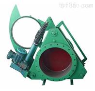 F743X液动扇形盲板阀