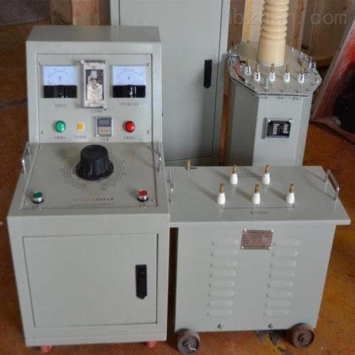 感应耐压试验装置承试电力