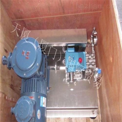 <strong>CAT高压柱塞泵组选型参数</strong>
