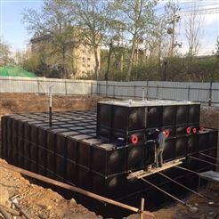 10×5×3埋地式消防箱泵一体化 抗浮式地埋水箱