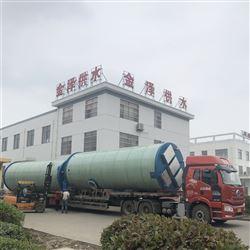JZ-1200-2000预制式一体化污水泵站 埋地式污水提升装置
