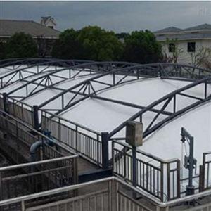 技华污水厂除臭设备