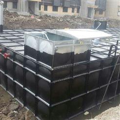 10×5×3地埋抗浮式箱泵一体化