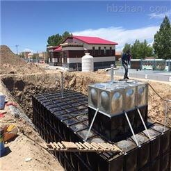 地埋无焊接复合水箱