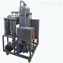 杂质量多的润滑油滤油机