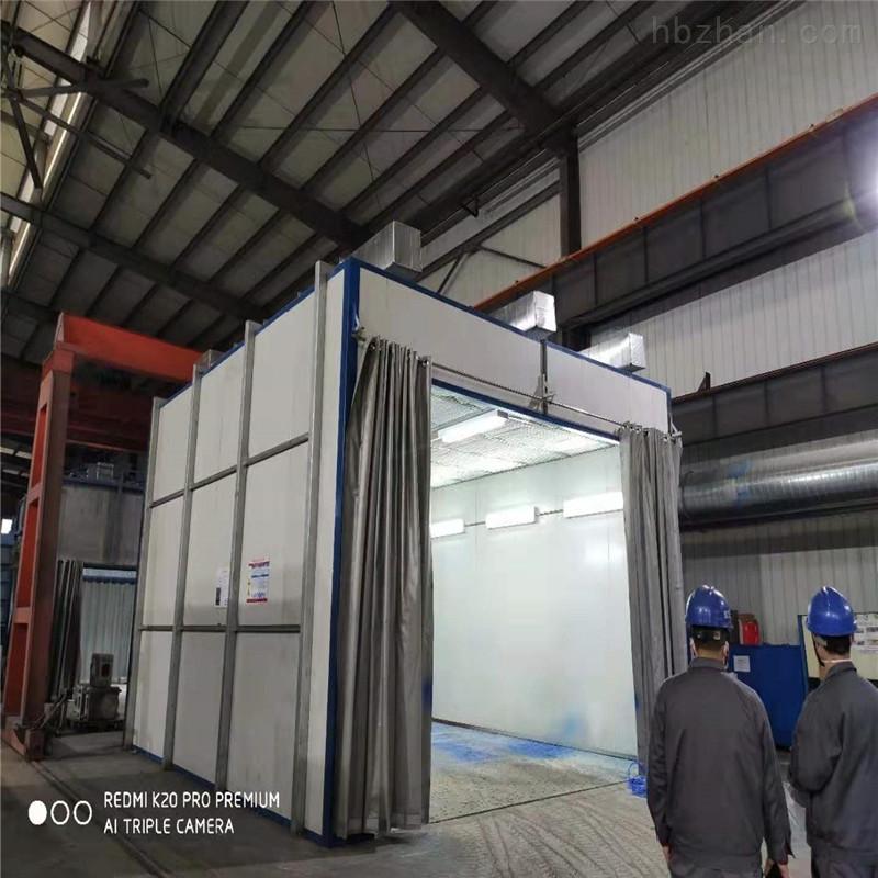 宿州地吸式喷漆房设备厂家