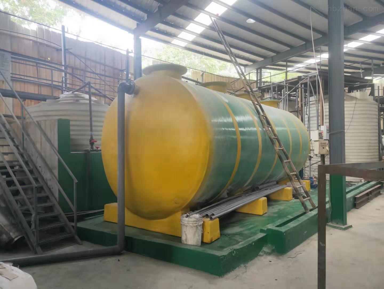 娄底乡镇卫生院污水处理设备参数