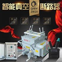 ZW20F柱上真空开关 10Kv智能高压断路器