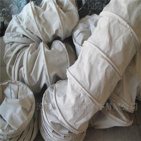 上料机输送帆布伸缩布袋规格