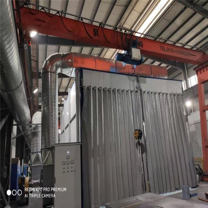 江苏侧吸式喷漆房设备厂家