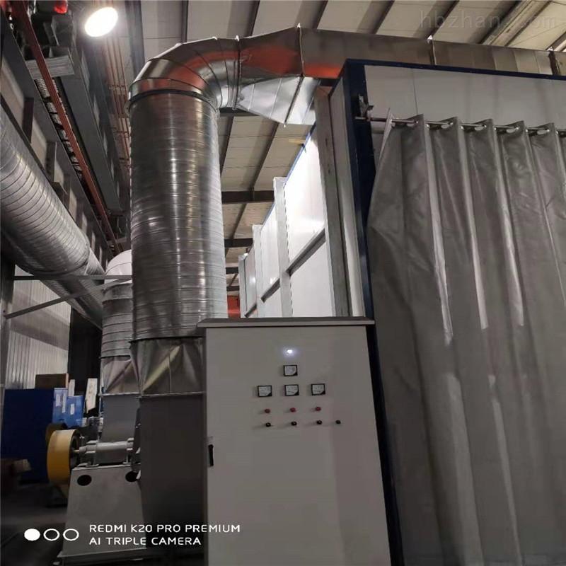 亳州烤漆房废气处理设备厂家直销