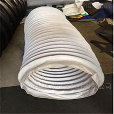 工业废气处理帆布伸缩软连接