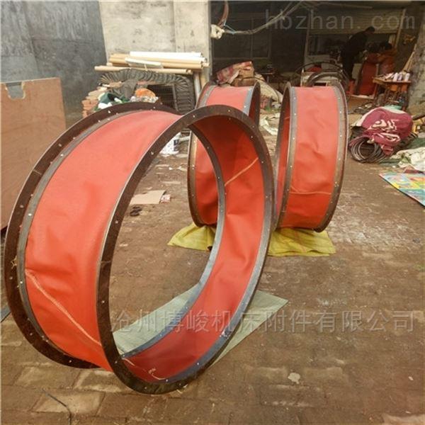 短通风管帆布软连接厂家生产