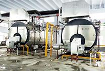 冷凝节能环保燃油热水锅炉