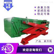 河南德隆重工DL-SP008地埋式垃圾站压缩设备