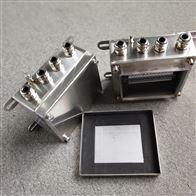FXJ吉林 不锈钢防爆防水接线箱380V电源端子箱