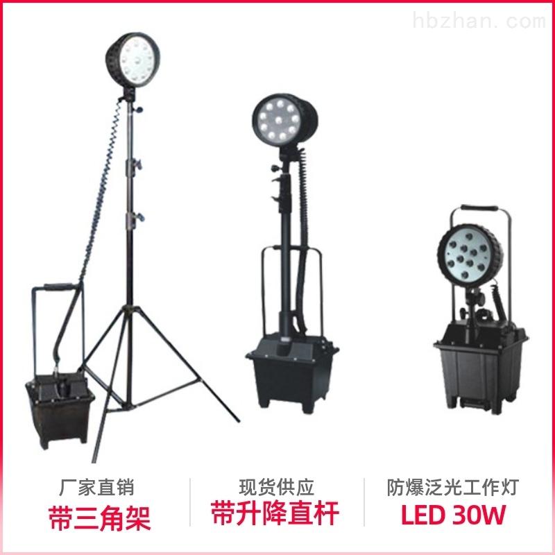 FW6102防爆移动照明灯LED30W应急灯  山西